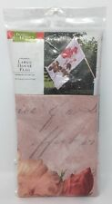 Better Homes and Gardens Antique Rose Large House Flag 28' X 40""