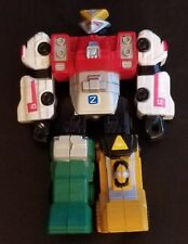 POWER RANGERS TURBO DELUXE RESCUE MEGAZORD BANDAI Possible Knockoff GUC