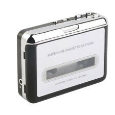 Digital Tape-to-MP3 Converter USB Cassette Adapter Hifi Music Player 11*8CM