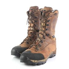 Herman Survivors Excursion SympaTex Waterproof Camo Hunting Boots Tall Mens 13 W