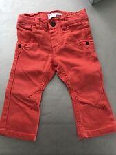 Rote Jeanshose für Mädchen in Größe 80 von Name It