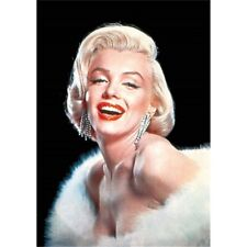 Marilyn Monroe 5D  Full Drill Diamond Painting Crystal Embroidery Decors 30*40cm