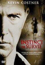INSTINCT DE SURVIE / KEVIN COSTNER /*/ DVD NEUF/CELLO
