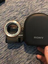Sony LAEA3 Tripod A-Mount Adapter - Black