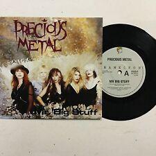 Precious Metal Mr Big Stuff Like New Australian Pressing 1990 Single Record