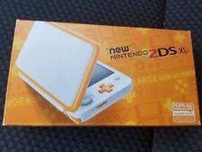 Brand New Nintendo 2DS XL - White + Orange