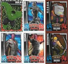Action Marvel Movie Trading Card Singles