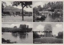 Hamburg - Stadtpark Stadthalle Bootshafen - 1941 nach Sellin