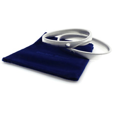 Silver Expandable Shirt Armbands with Pouch from Dickie Bows #049-01