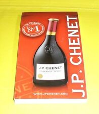 FRENCH J.P. CHENET WINE COMPANY MEMO NOTES PAPERS FRANCE No 1 WINES OF THE WORLD