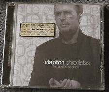 Eric Clapton, chronicles - best of, CD