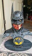 Batman Bust Life Size, Zombie, Michael Keaton, Custom Made, Not Sideshow