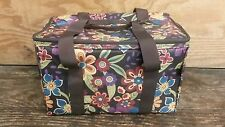 Longaberger Thermal Stay Cool Small Insulated Tote Cooler in Bliss
