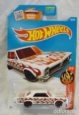 1965 Pontiac GTO 1:64 Scale Die-cast Model From HW Flames by Hot Wheels