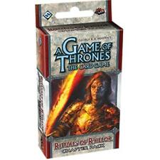 A Game Of Thrones Lcg Rituals of R'Hllor Chapter Pack Fantasy Flight FFG GOT61