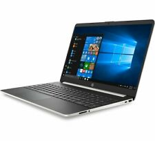 HP Laptop Touchscreen Notebook Intel Core i3-10th Gen 8GB RAM 256GB SSD - Silver