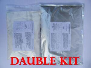"Baby 3D Hand print Moulding Casting Kit ""DOUBLE"" -  | 2 x ALGINATE Powder"