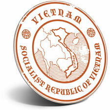 Awesome Fridge Magnet - Socialist Republic Vietnam Asia Cool Gift #5966