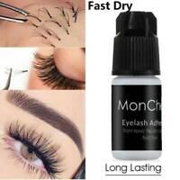 EXTRA STRONG Eyelash Extension Glue Volume   8-9 weeks   Professional 5ml/Bottle