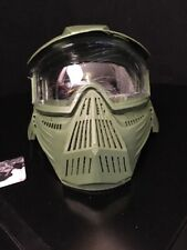 Paintball Airsoft Protective Goggle Mask Green New