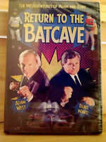 Return To The Batcave:The Misadventures Of Adam And Burt (DVD2005)FACTORY SEALED