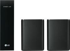 NEW LG SPK8-S 2.0Ch 140W Wireless Rear Speaker Kit