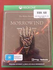 MORROWIND THE ELDERS SCROLLS ONLINE XBOX ONE GAME