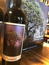 Pessimist 2017 Red Blend from Daou Vineyards in Paso Robles **6 BOTTLES**