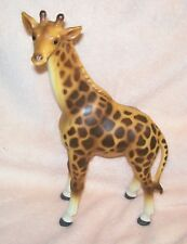 Norcrest – Magnificent 11.5� tall Standing Giraffe with label