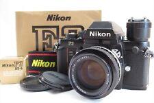 【EXC++++】Nikon F3 Eyelevel 35mm SLR film Camera w/ Ai 50mm f/1.4 Lens Etc #3362