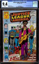 Justice League of America #95...CGC 9.4 NM White pgs...Neal Adams