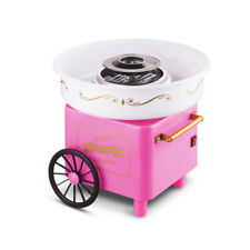 Cotton Candy Floss Machine Sugar Portable Mini Electric Diy Sweet Device For Kid