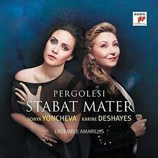 Pergolesi: Stabat Mater / Sonya Yoncheva, Karine Deshayes; Amarillis