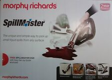 Morphy Richards Spillmaster Wet Spill Clean-up Tool