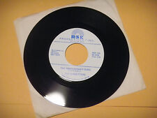 THE SUNSETTERS anniversary song / happy birthday MSK PRODUCTIONS    NEW   45