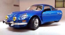 Articoli di modellismo statico blu Burago per Renault