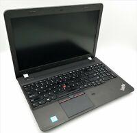 Lenovo 15.6 ThinkPad E560 Intel Core i5-6200U 2.30GHz 8GB RAM 500GB HDD Win10