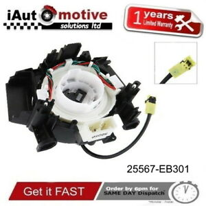 COMBINATION SWITCH CLOCK SPRING CABLE FOR NISSAN NOTE NAVARA PATHFINDER QASHQAI