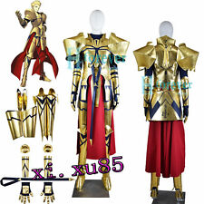 Hot Game Fate Zero Stay Night Fate Grand Order Archer Gilgamesh Cosplay Costume
