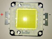 Led 100w chip + cinta térmica adhesiva (6000K ~ 6500K) luz dia