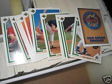 (20) 1990 1991 Upper Deck Lot  YOU PICK FINISH YOUR SET