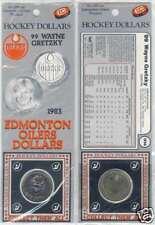 1983 Edmonton Oilers Wayne Gretzky Hockey Dollar