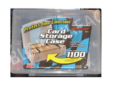 Plano Case of 6 BASEBALL CARD STORAGE CASE - Jammers Box Football, Trading, NEW