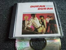 Duran Duran-debutto CD-MADE IN JAPAN for UK and Europe market-BIEM
