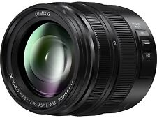Panasonic Lumix G X Vario 12-35mm f/2.8 II Zoom Lens for Micro 4/3 H-HSA12035