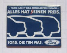 FORD / DIE TUN WAS ................... Auto-Pin (105i)