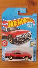 Hot Wheels 2017 '63 Chevy II Pink Super Treasure Hunt Factory Protector