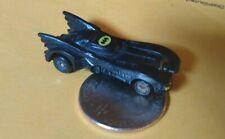 Vintage 1989 Ertl Micro Machines Batman Mini 1:64 Batmobile hot
