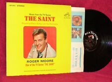 OST MUSIC FROM THE TV SERIES THE SAINT EDWIN ASTLEY 1966 RCA VICTOR STEREO NM