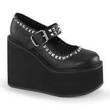 Wedge Mary Janes Standard Width (D) Casual Heels for Women